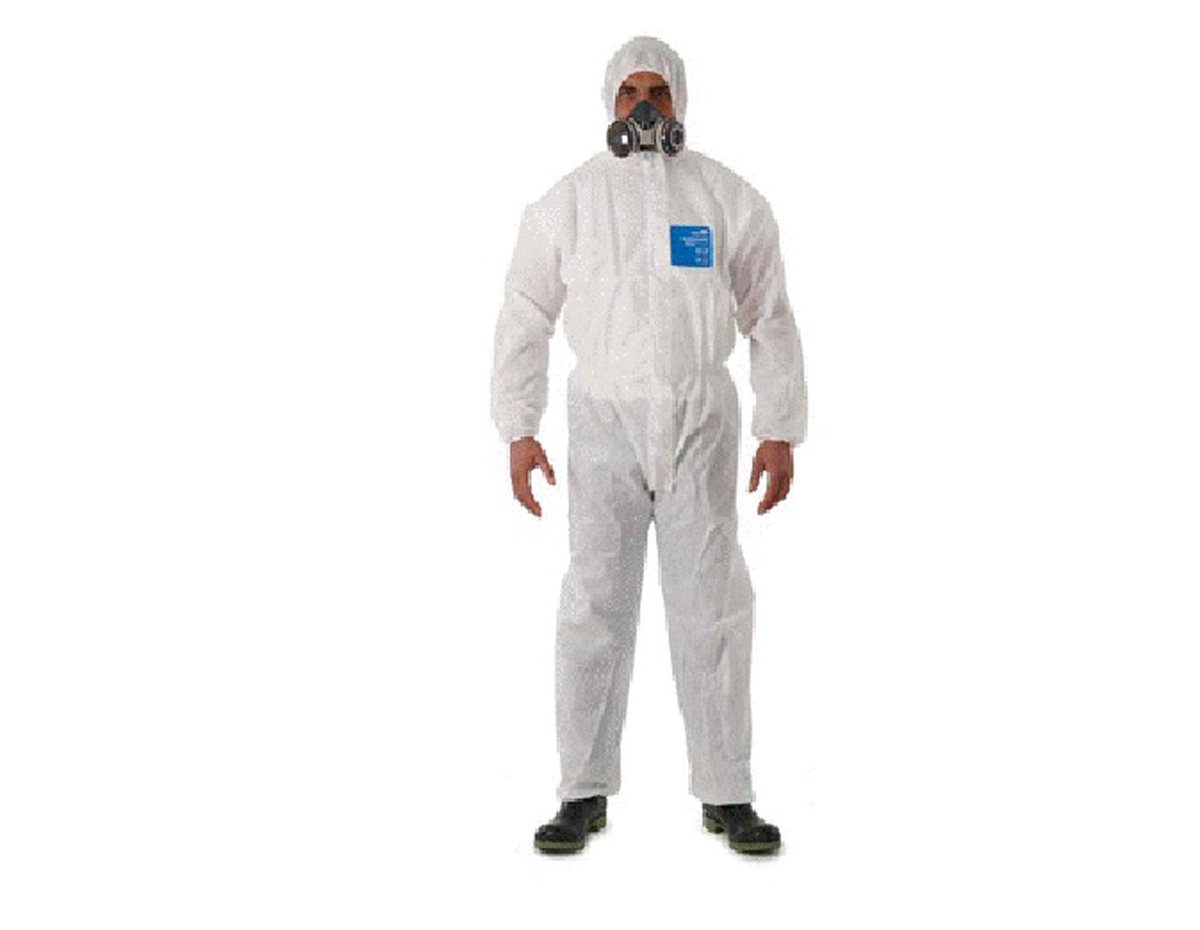 Chemical resistant clothing 3M